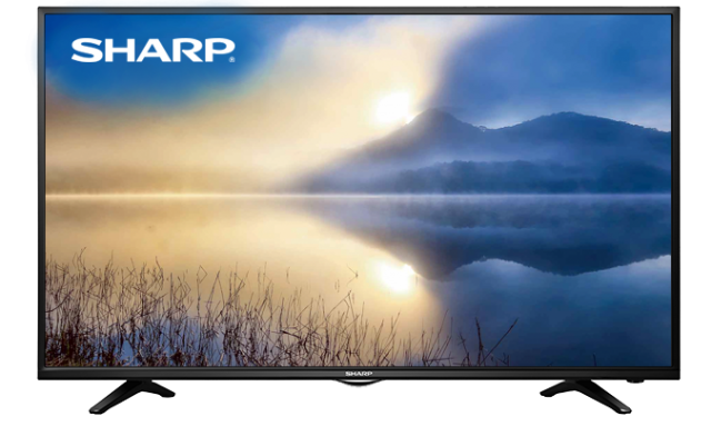 "40"" CLASS FULL HD SMART TV"